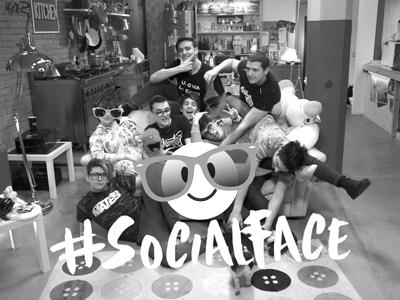 #SOCIALFACE